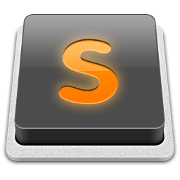 sublime text3官方版