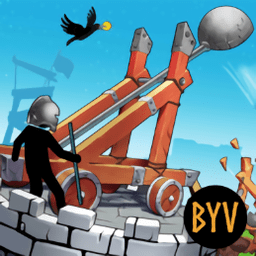 火柴人战争老版本(the catapult)