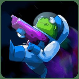 太空青蛙射击游戏