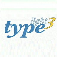 type light字体编辑工具