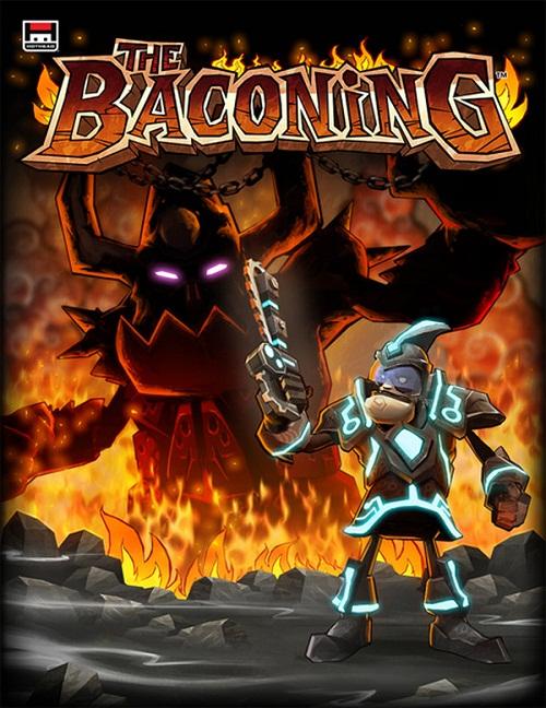 戴斯班克:培根DeathSpank:The Baconing