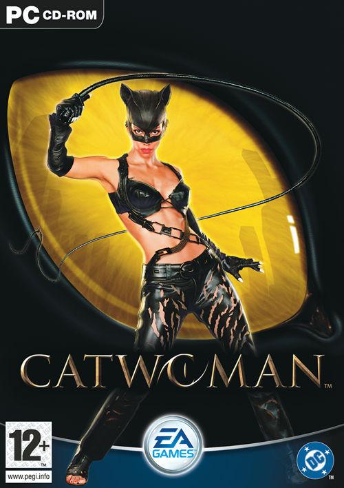 猫女Catwoman