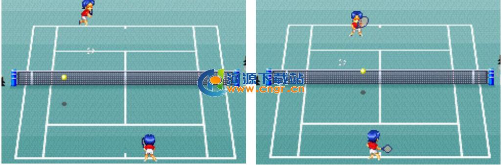 家庭网球 Family Tennis Advance