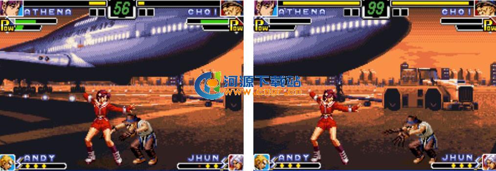 格斗之王拳皇EX-新血 King of Fighters EX:The-N