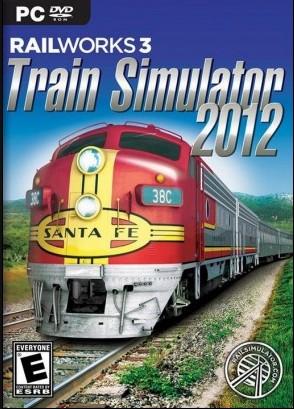 铁路工厂3:模拟火车2012 特别版 RailWorks 3: Train Simulator 20