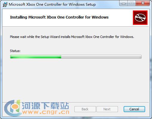 Microsoft微软官方XBox One手柄USB驱动 v1.0 官方版 32/64位