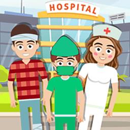 我的医院小镇游戏