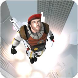 飞行的城市英雄破解版