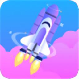 小火箭升空小游戏