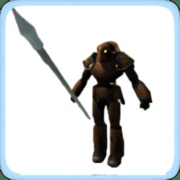 机器人战斗模拟器游戏