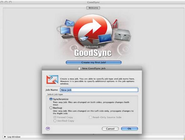 goodsync for mac(文件同步软件)图2