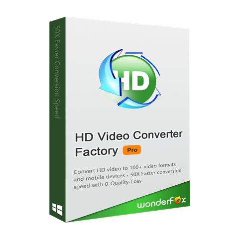 HD Video Converter Factory Pro破解版