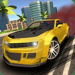 汽车漂移手机游戏