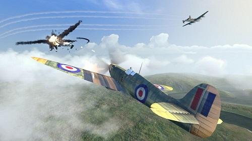 浴血战机二战空战游戏图1