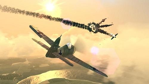 浴血战机二战空战手游 v1.6 安卓版图3