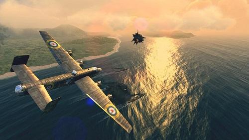 浴血战机二战空战手游 v1.6 安卓版图2