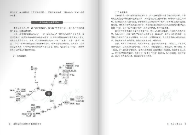 月朔下册品德与法制人事教育版图1