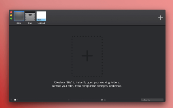 coda for mac(网站编纂东西)图2