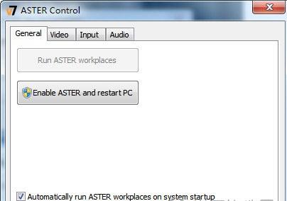 aster v7 x2托机软件图2