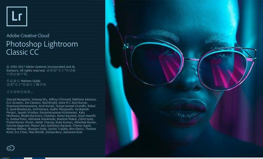 adobe photoshop lightroom cc 2018 mac版图2