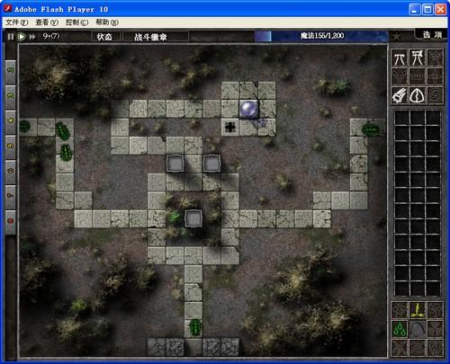 宝石塔防3单机版图1