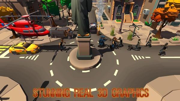 僵尸搏斗模拟器手机版图3