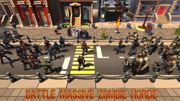 僵尸搏斗模拟器手机版图1