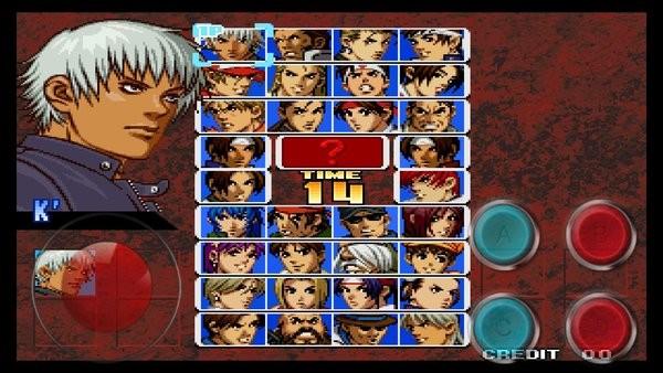 拳皇99ps版手机版图4