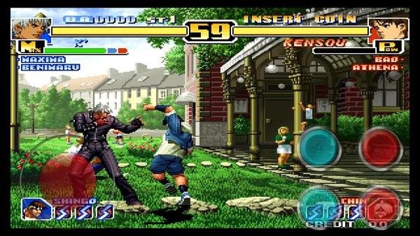 拳皇99ps版手机版图2