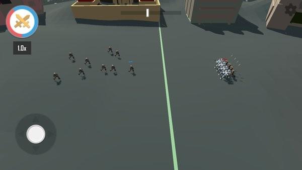 呆板人战役模拟器游戏图4