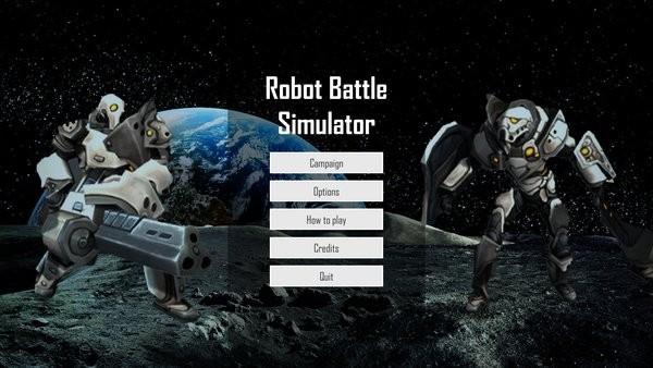 呆板人战役模拟器游戏图3